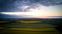 Aerial Photography - Yellow Fields 6